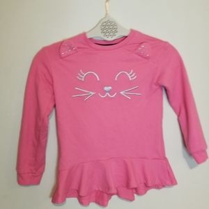 Other - Cat sweater 6x